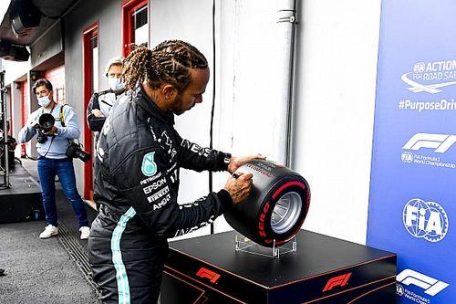 Hamilton no esperaba vencer a los Red Bull el sábado en Imola