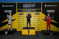Caio Collet vence em Hockenheim e segue vivo na briga pelo título da Fórmula Renault