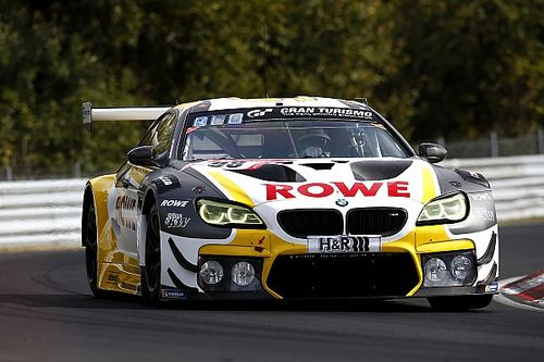 Rowe Racing enters the DTM with BMW M6 GT3