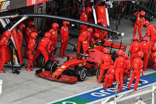 Ferrari: ossigeno per il morale, ora la strada è giusta