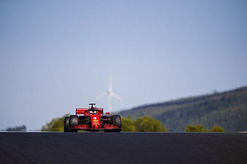 Vettel zdumiony osiągami Leclerca
