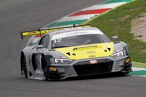 GT Italiano: il CONI rimette in discussione la penalità ad Audi