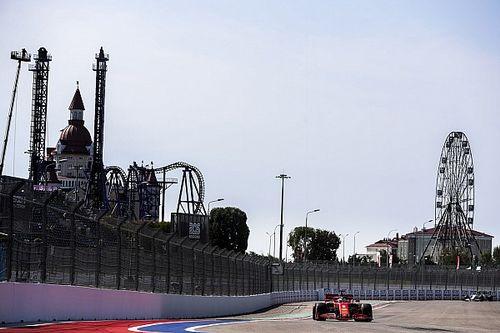 Clasificación de la F1 en Rusia: horario y cómo y dónde verla