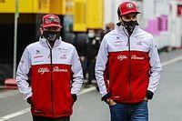 F1: Alfa Romeo confirma Raikkonen e Giovinazzi para 2021