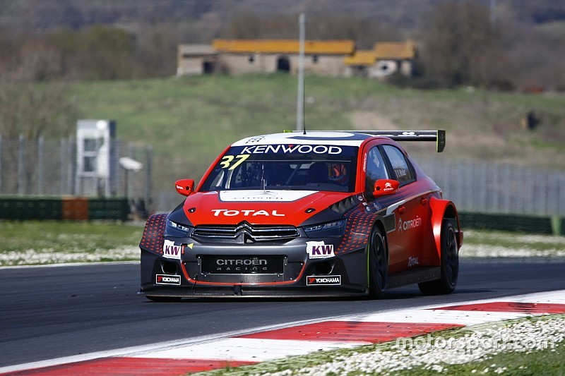 Lopez ends quickest on final Vallelunga test day