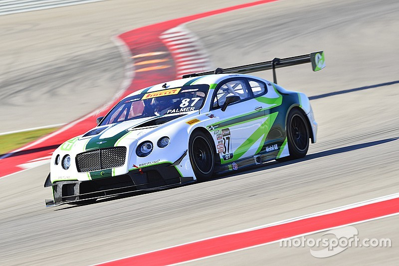 Bentley Team Absolute eager to take on St. Petersburg street course