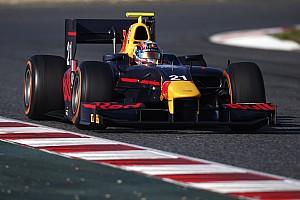 FIA F2 Testing report Gasly dethrones Sirotkin on Day 2 in Barcelona
