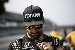 IndyCar Новость Старт в Indy 500 можно купить. Хинчклиффу посоветовали этого не делать