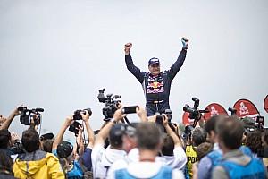 Dakar Noticias Sainz reina de nuevo en el Dakar ocho años después