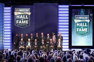 NASCAR Cup Artículo especial El Salón de la Fama de NASCAR ya tiene a sus cinco nuevos miembros