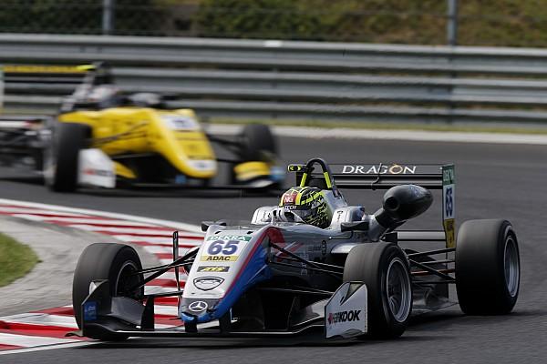 EK Formule 3 Raceverslag EK F3 Hungaroring: Ahmed superieur, Ticktum valt uit