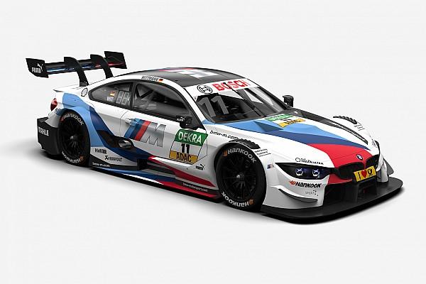 DTM Noticias GALERÍA: BMW presenta los diseños de sus coches para el 2018 del DTM