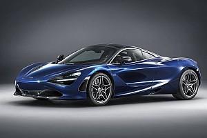 Auto Actualités McLaren dévoile la 720S MSO Atlantic Blue