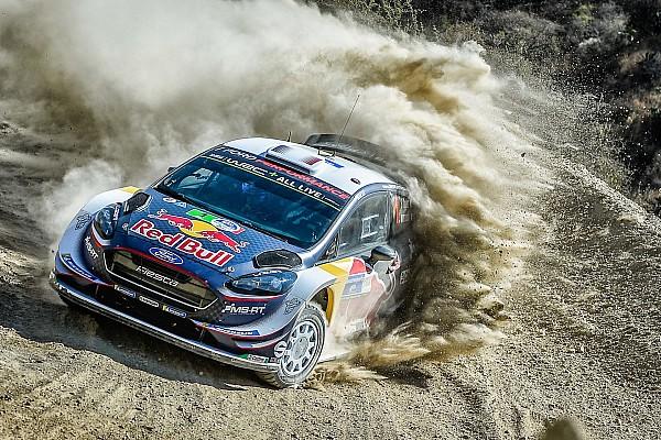 WRC Interview La technologie de la NASCAR au service de Ford chez M-Sport