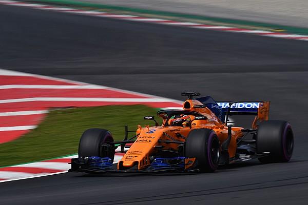 Fórmula 1 McLaren hará debutar el verdadero coche de 2018 en el GP de España