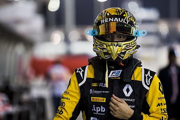 FIA F2 Новость «Боялся, придут новички и сделают меня». Маркелов о борьбе в Ф2