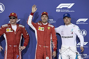 Formula 1 Press conference Bahrain GP: Post-qualifying press conference
