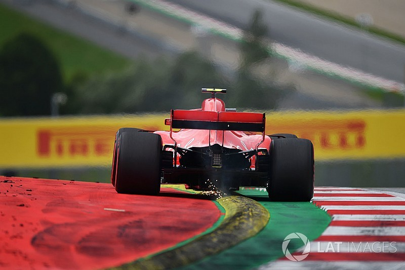 Ferrari to bring new floor to the British Grand Prix