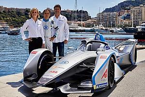 Formule E Actualités Susie Wolff nommée directrice de l'équipe Venturi en Formule E