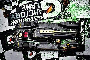 IMSA Motorsport.com hírek Daytona 24 órás: hatalmas ünneplés, és parádé a verseny végén