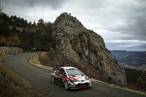 WRC Новость После успеха на Ралли Монте-Карло в Toyota решили бороться за титул
