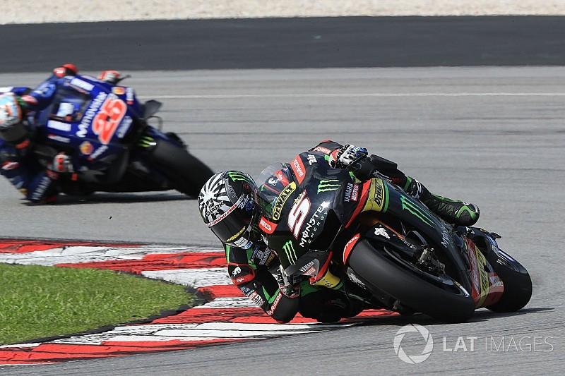 Zarco mantém Yamaha de 2016 em teste da Tailândia