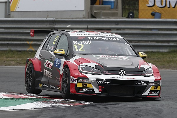 WTCR Qualifying report Zandvoort WTCR: Huff on pole, Hyundai continues to struggle