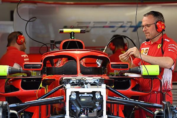 Формула 1 Новость Ferrari подчинилась требованию переделать зеркала на Halo