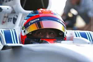 Formel 1 News Robert Kubica: Drei Einsätze im Williams FW41 geplant
