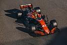 Formule 1 Norris évoque son programme F1 pour 2018