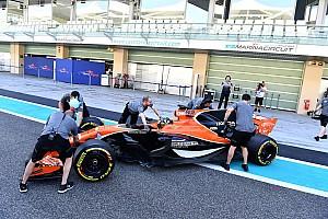 Formel 1 Ergebnisse Formel-1-Test in Abu Dhabi: Ergebnis, 2. Tag