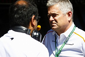 Formula 1 Breaking news De Ferran outlines how he will help McLaren