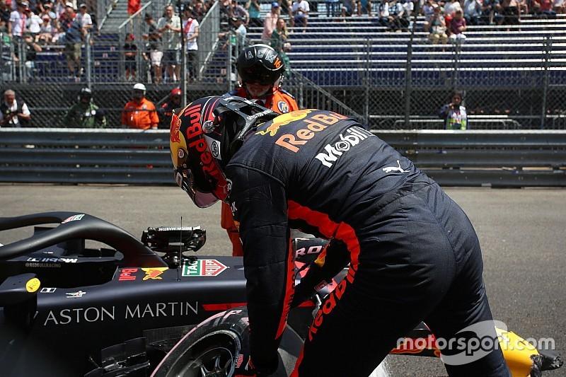 Ricciardót a Red Bull nagyfőnöke hívta, Verstappen sajnálkozik