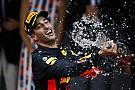 Formel 1 Monaco 2018: Die schönsten Jubelfotos von Daniel Ricciardo