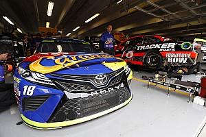 NASCAR Cup Interview Kyle Busch: Texas showed that title rival Truex