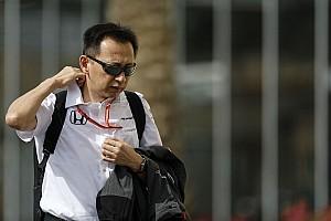 هاسيغاوا رئيس مشروع هوندا في الفورمولا واحد يترك منصبه