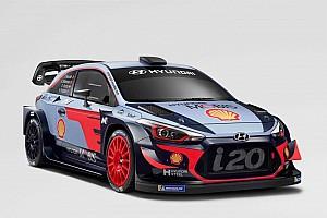 WRC Ultime notizie Hyundai Motorsport svela la livrea 2018 della i20 WRC Coupé