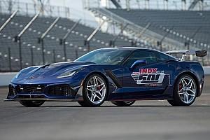 Auto Actualités La reine des Corvette au rendez-vous de l'Indy 500