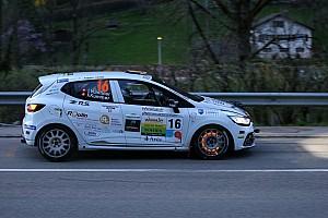 Schweizer markenpokale Rennbericht Das Duo Vuistiner-Kummer gewinnt den zweiten Lauf der Clio R3T Alps Trophy