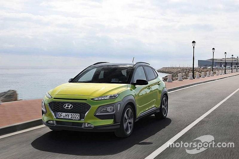 Hyundai KONA 2018, primera prueba del SUV coreano