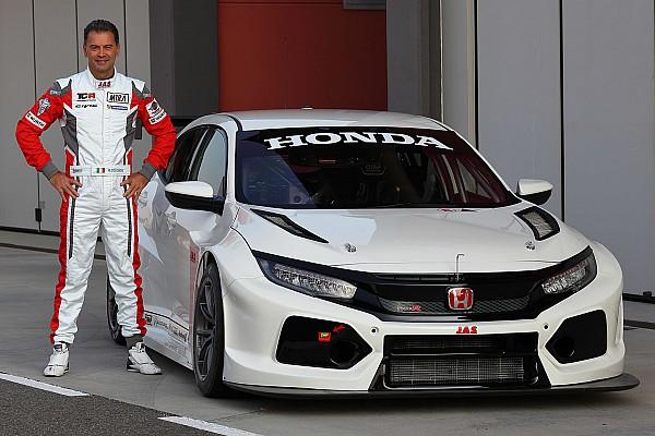 TCR Test Primo test della nuova Honda Civic Type R TCR con Roberto Colciago