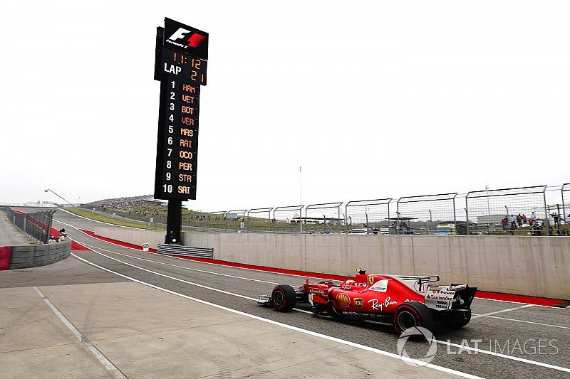 Live: Follow United States GP practice as it happens