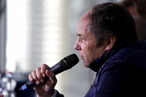 Gerhard Berger: