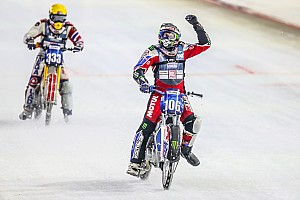 Досрочный титул: как прошел этап Ice Speedway Gladiators в Херенвене