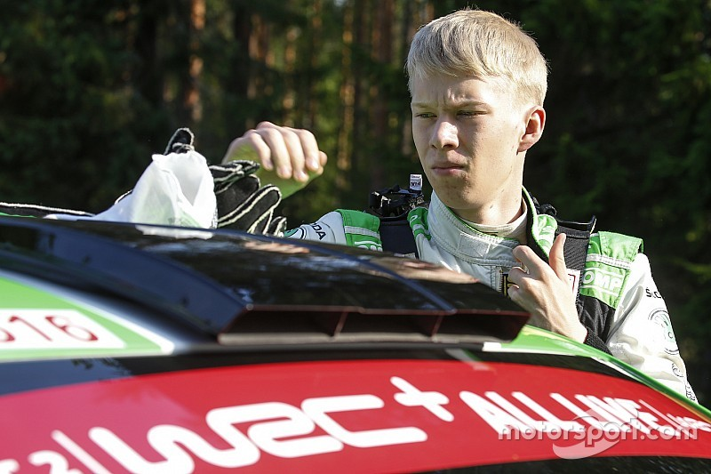 Monte-Carlo: Suninen costretto al ritiro per il tamponamento involontario di Rovanpera!