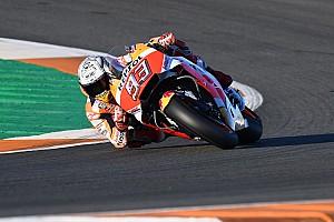 MotoGP Résumé d'essais Essais Valence - Márquez surgit en tête, du mieux pour Lorenzo