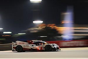 WEC Gara Bahrain, 2° Ora: Toyota in fuga, Porsche in difesa