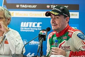 WTCC Motorsport.com hírek Michelisz a WTCC-TCR összeolvadásról: