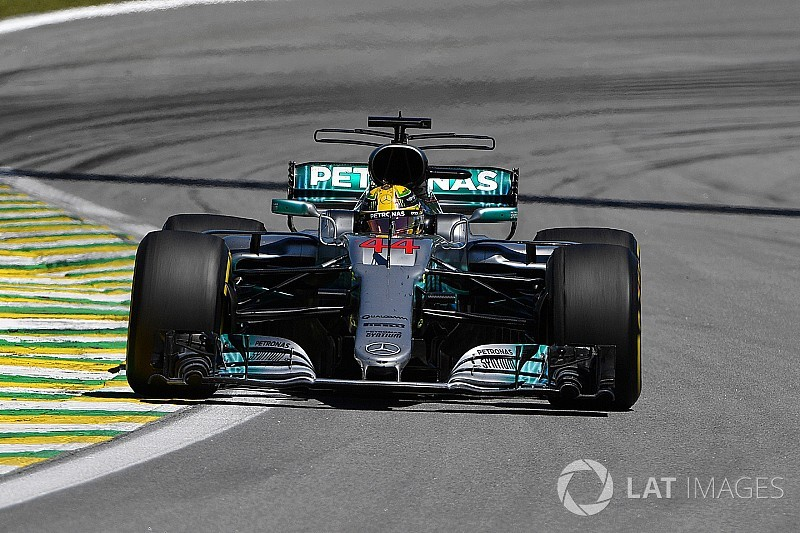 Analysis: How Hamilton went from last to fourth in Brazil