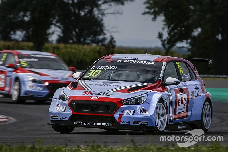 Hyundai adds BMW pair to 2019 WTCR line-up